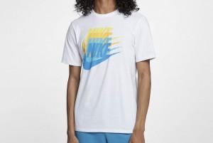 Koszulka M NSW TEE CNCPT BLUE 1