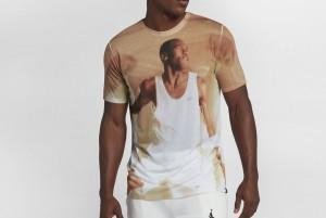 Koszulka M JSW TEE MJ PHOTO AOP