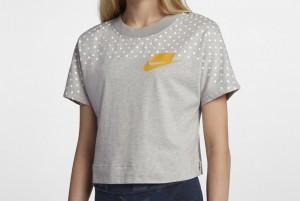 Koszulka W NSW NSW TOP SS CROP