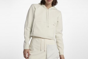 Bluza W NSW TCH PCK HOODIE PACKABLE