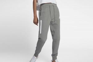 Spodnie W NSW TCH FLC PANT