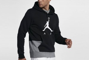 Bluzka JUMPMAN AIR GFX FLEECE PO