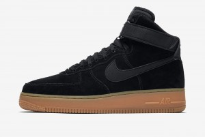 Buty AIR FORCE 1 HIGH '07 LV8 SUEDE