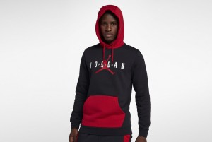 Bluza JUMPMAN AIR FLEECE PO