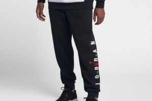 Spodnie JUMPMAN AIR GFX FLEECE PANT