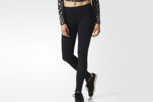 SPODNIE LINEAR LEGGINGS
