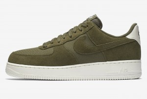 Buty AIR FORCE 1 '07 SUEDE