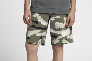 Spodenki M NSW CLUB CAMO SHORT FT