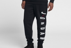 Spodnie JORDAN JUMPMAN AIR FLEECE PANT