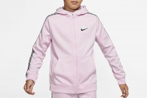 Bluza B NSW REPEAT FZ POLY HOOD
