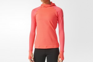 BLUZA Techfit Climawarm Pullover Hoodie