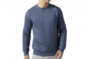 BLUZA EL FLEECE CREW