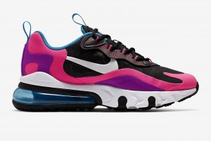 Buty NIKE AIR MAX 270 REACT (GS)