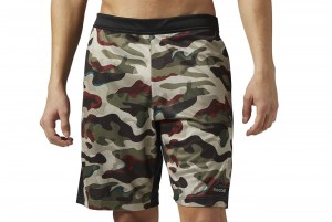SZORTY SPEEDWICK CAMO KNIT SHORT