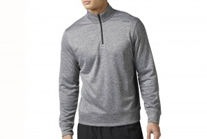 BLUZA WOR ELITAGE 1/4 ZIP