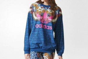 BLUZA Z DL. REKAWEM BORBOMIX SWEAT