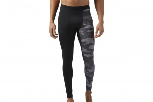 SPODNIE COMPRESSION TIGHT - AOP