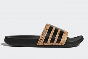 KLAPKI adilette CF+ cork