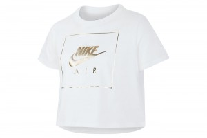 Koszulka G NSW TEE CROP NIKE AIR DOP