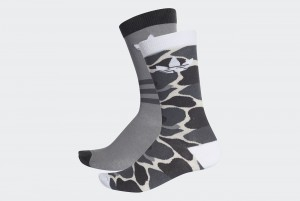 SKARPETY CREW SOCKS TF 2