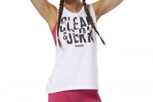 KOSZULKA CF Clean&Jerk Muscle Tank