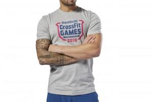 KOSZULKA CF Games Crest Tee