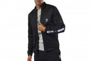 BLUZA CL TAPED TRACKTOP