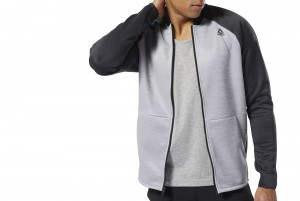 KURTKA OST Spacer Track Jacket