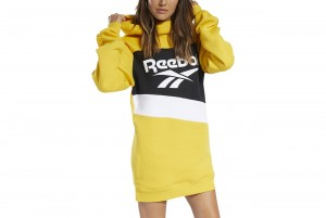 BLUZA CL V P HOODIED DRESS