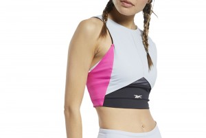 TS COLORBLOCK CROP TOP