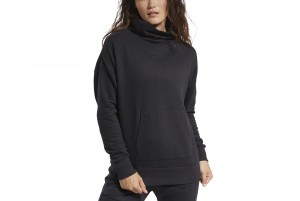 BLUZA TE Textured Warm Coverup
