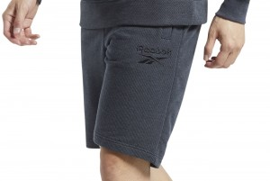 SZORTY TE Melange Short