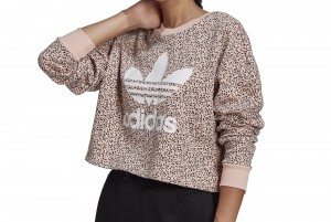 BLUZA CROPPE SWEATER