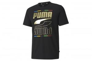 Koszulka Rebel Tee 5 Continents Puma