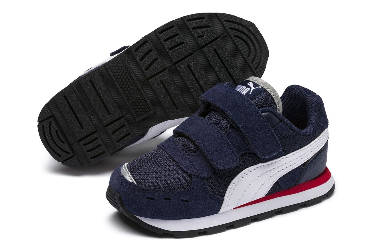 Puma Wired Męskie Ribbon Red White Obuwie Sneakers