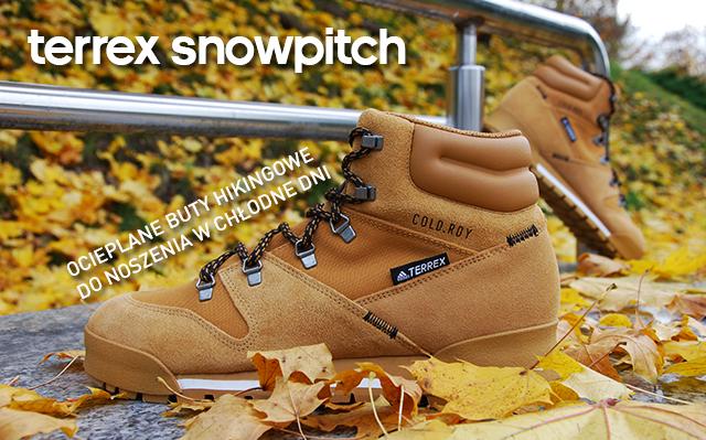 adidas TERREX SNOWPITCH