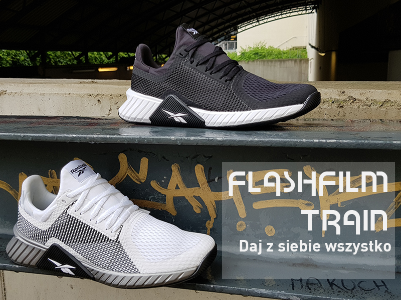 Reebok Flashfilm Train